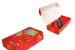 Retail Packaging - Torch Box - Bladen Box & Display