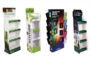 Floor Free Standing Displays