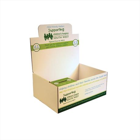 Walton Charity Box CDU - Bladen Box & Display