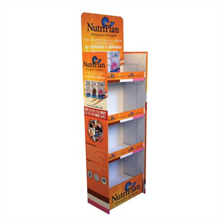 Chatsworth FSDU - Bladen Box & Display