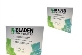Hatfield Counter Standee - Bladen Box & Display