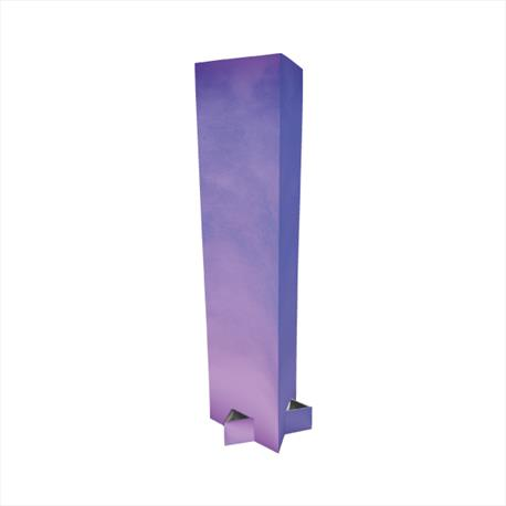 Triangular Totem Floor Display - Bladen Box & Display