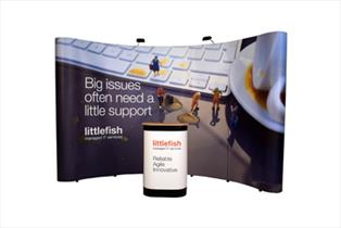 Exhibition Stands - Pop Up Curved Bundle