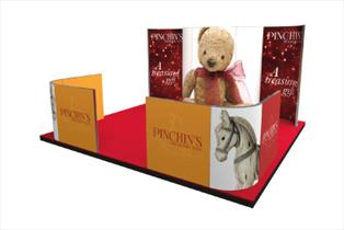 Thoresby Exhibition Stand - Bladen Box & Display